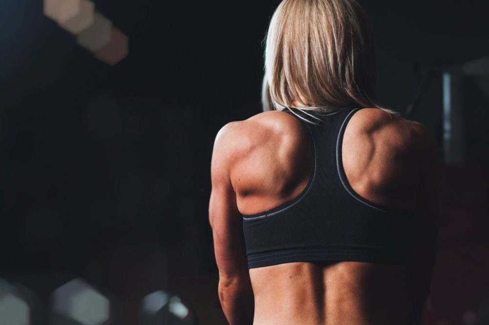 Experts say it's tricky to determine precisely how many people struggle with exercise addiction because it can masquerade behind socially acceptable intentions like getting fit at the gym. (Courtesy of Scott Webb/Unsplash)