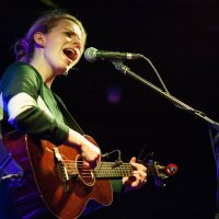 Aoife O'Donovan performs at The Bullingdon in Oxford, England in February 2016. (theradicallight/Flickr)