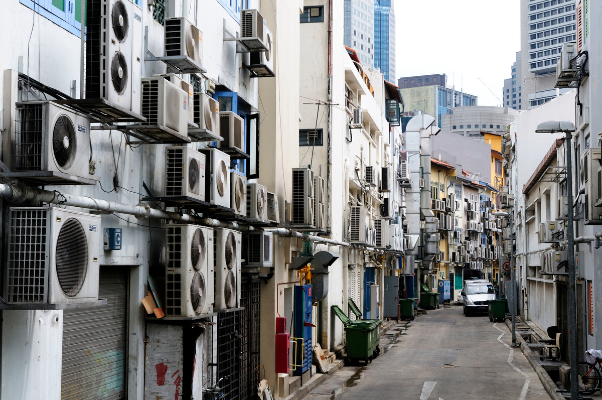 World On Pace To Install 700 Million More Air Conditioners