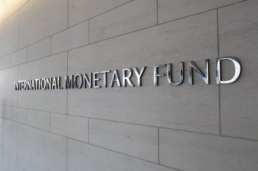 The International Monetary Fund in Washington, D.C. (Flickr/Creative Commons, @World Bank Photo Collection).