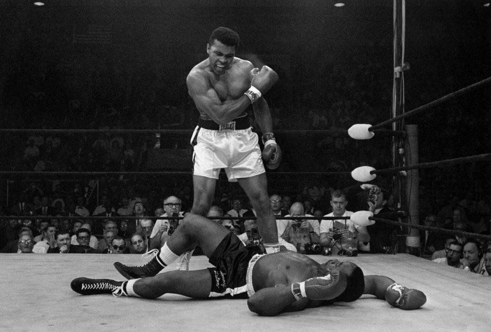 Image result for muhammad ali becomes world boxing champ in 1964