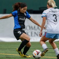 The National Women's Soccer League is the latest in a long line that give women the opportunity to play the sport professionally. (Otto Greule Jr/Getty Images)
