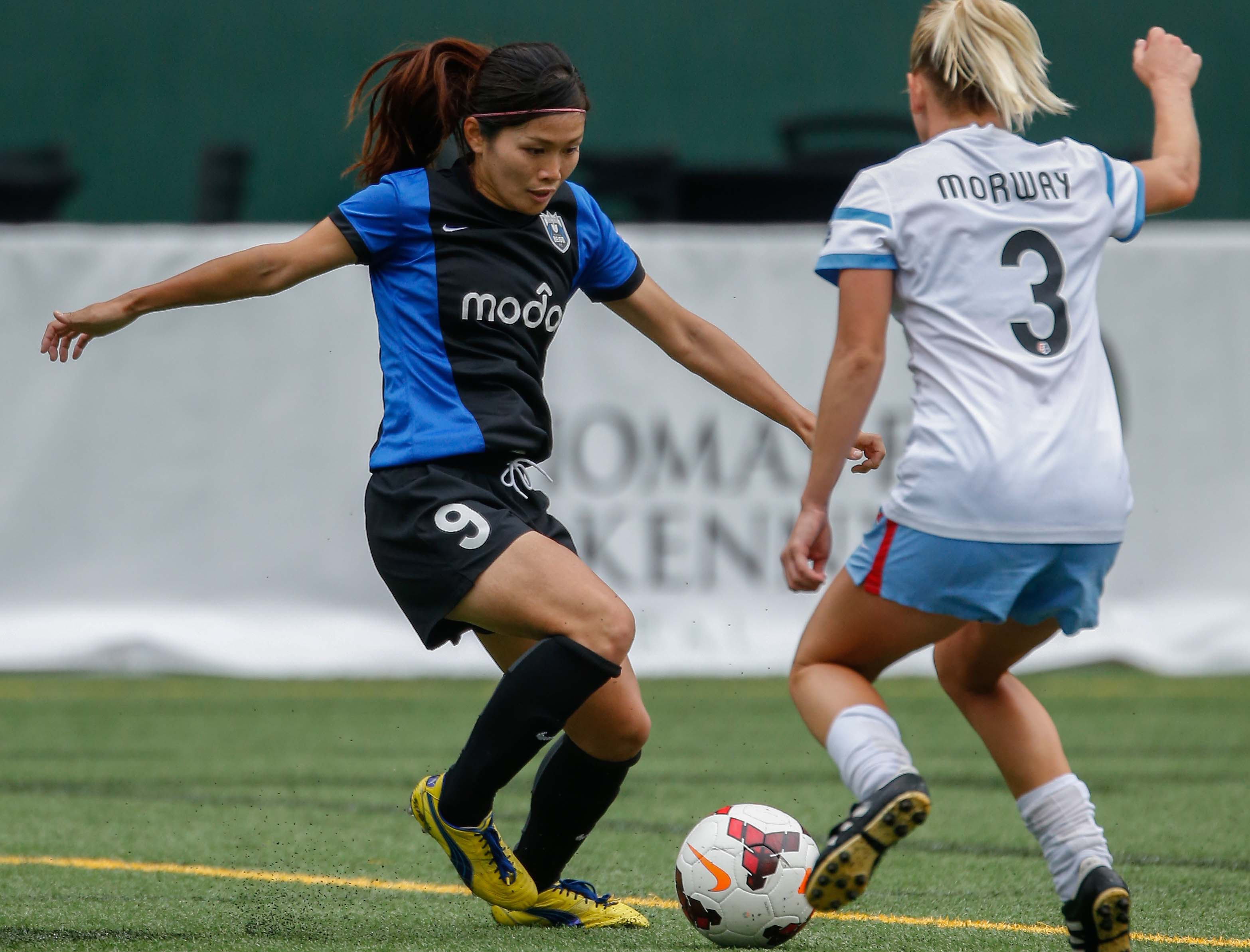 National Womens Soccer League Gives Amateur Players A -3070