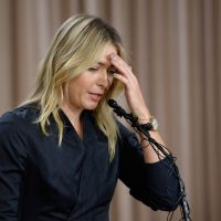 Maria Sharapova's steep punishment, which was handed down this week, will keep her out of tennis for two years. (Kevork Djansezian/Getty Images)