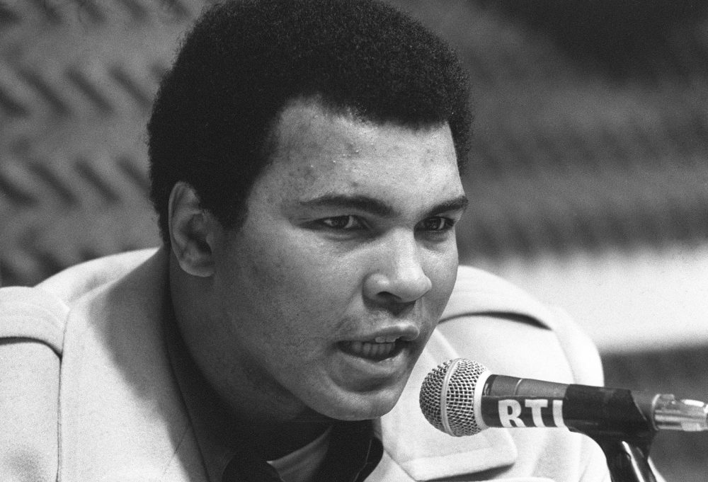 In January of 1981, Muhammad Ali's heroics made all of the difference in saving a man's life. (AFP/Getty Images)
