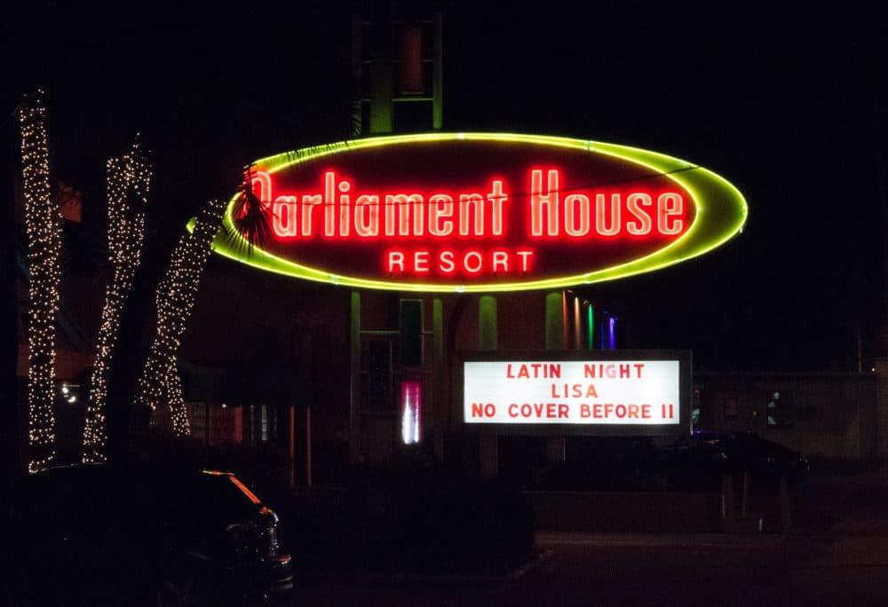 Parliament House, Orlando's oldest gay nightclub and resort. (Matthew Warner/Flickr)