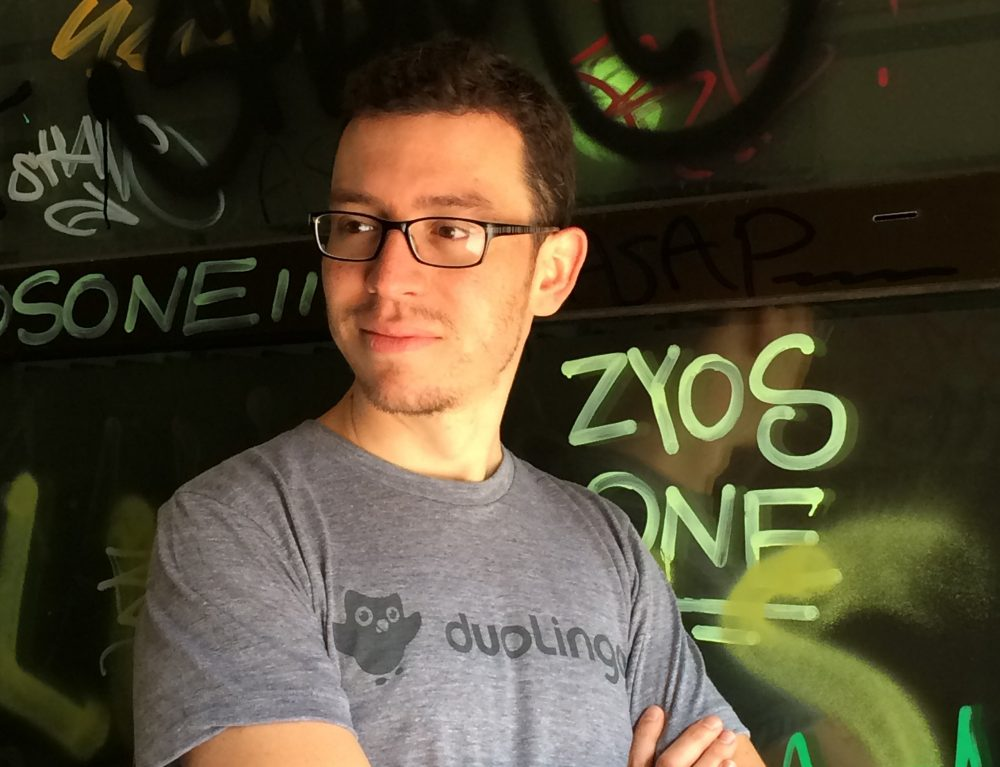 Luis von Ahn helped develop the CAPTCHA test that tells whether humans or bots are entering information online. But the Guatemala-born computer scientist says his passion is education. (Courtesy/Luis von Ahn)