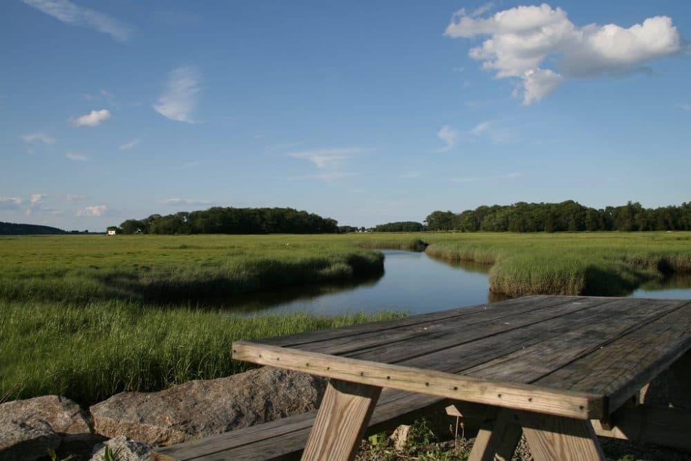 Essex Bay in Essex, Massachusetts. (Tim Sackton/Flickr)