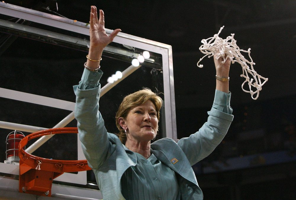Pat Summitt died Tuesday at 64. (Doug Benc/Getty Images)