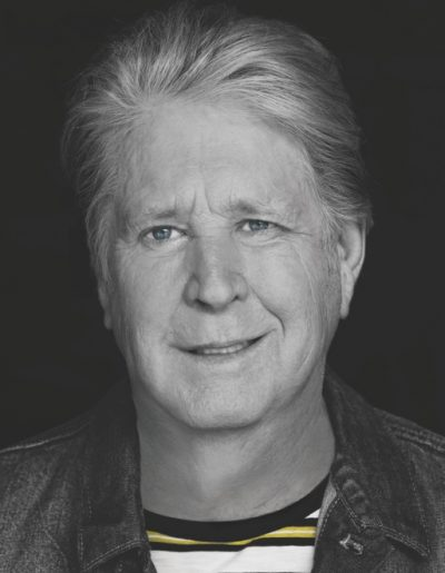 The Beach Boys' Brian Wilson. (Courtesy Boston Symphony Orchestra)