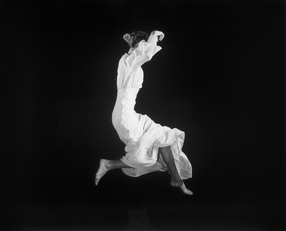 "Harold Edgerton's 1938 photo ""Graceful Leap."" Copyright 2010 MIT. (Courtesy of MIT Museum)"