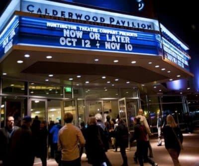 BU Theatre. (Courtesy Huntington Theatre Company)