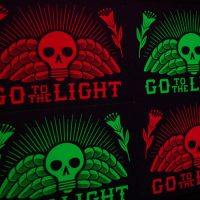 """Go to the Light"" design by James Weinberg. (Greg Cook)"