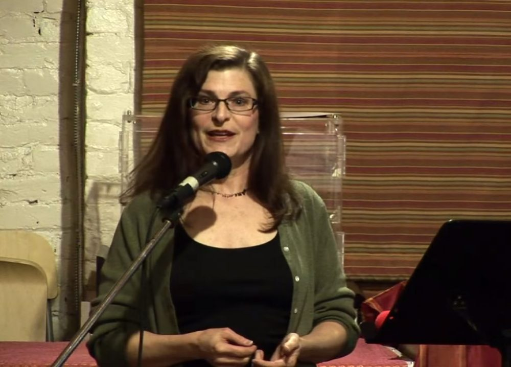 "Zoe Kessler, a writer and performer, wasn't diagnosed with ADHD until adulthood, when her life was ""falling apart."" (Video screenshot)"