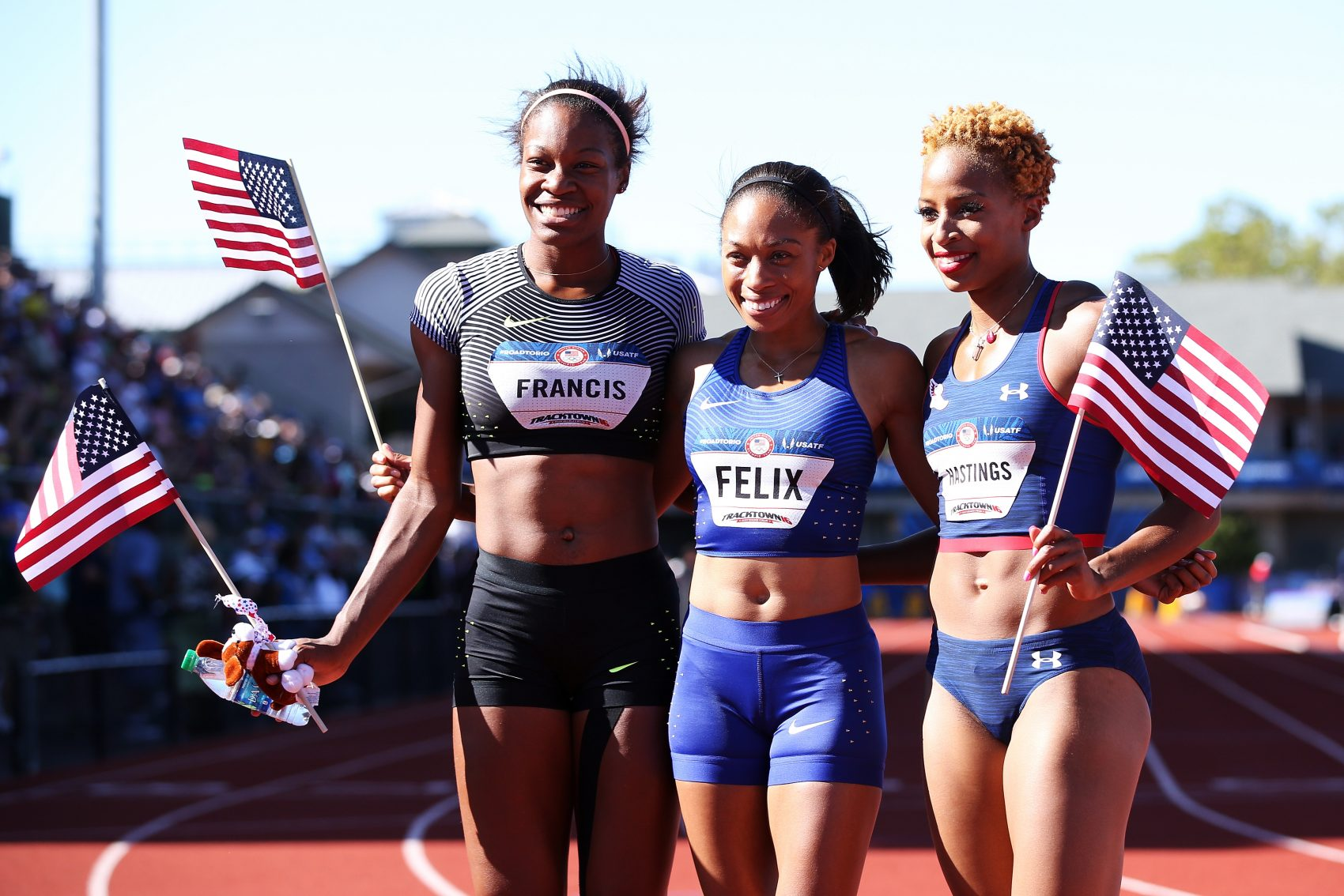 california track and field state meet 2016 olympics