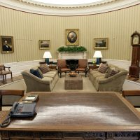 The Oval Office at the White House in Washington is pictured Tuesday, Aug. 31, 2010. (J. Scott Applewhite/AP)