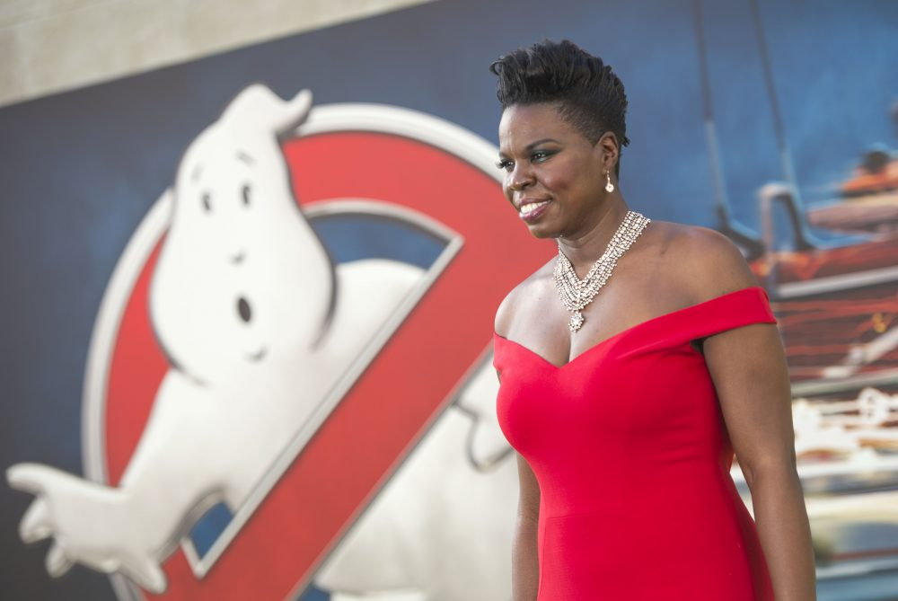 "Actress Leslie Jones attends the Los Angeles Premiere of ""Ghostbusters"" in Hollywood, California, on July 9, 2016. (Valerie Macon/AFP/Getty Images)"