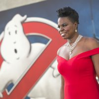 """Actress Leslie Jones attends the Los Angeles Premiere of """"Ghostbusters"""" in Hollywood, California, on July 9, 2016. (Valerie Macon/AFP/Getty Images)"""
