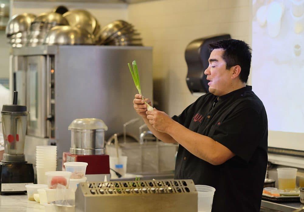 Chef Garces' Restaurants Defend Not Raising Minimum Wage