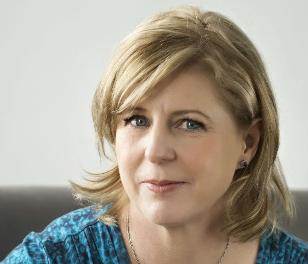 "Australian author Liane Moriarty. Her latest book is ""Truly Madly Guilty."" (Courtesy of Uber Photography)"