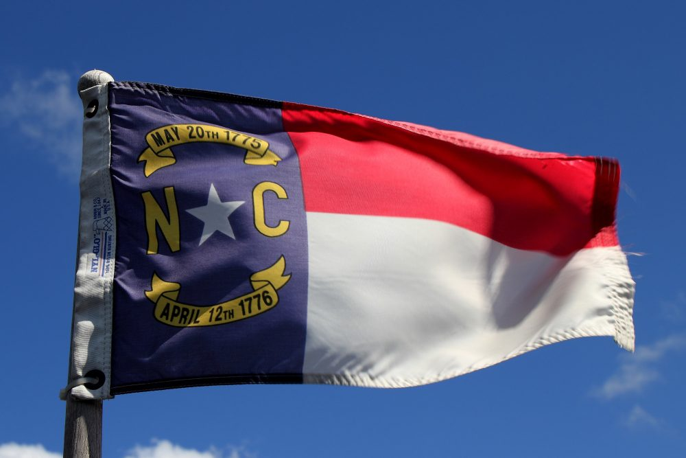 North Carolina is once again a swing state and expected to be a regular part of the political terrain through November's general election campaign. (Mr.TinDC/Flickr)