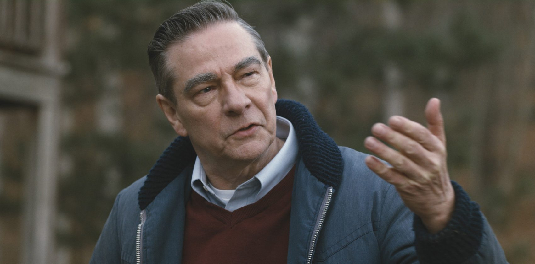 """Oscar-winner and South Shore resident Chris Cooper plays J.D. Salinger in """"Coming Through the Rye."""" (Courtesy)"""
