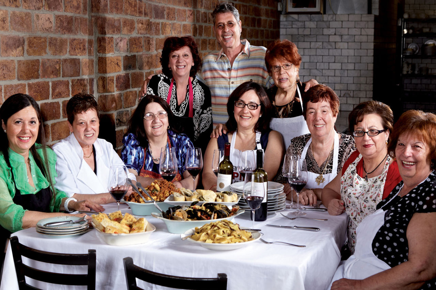 Nonnas House: Cooking and Reminiscing with the Italian Grandmothers of Enoteca Maria