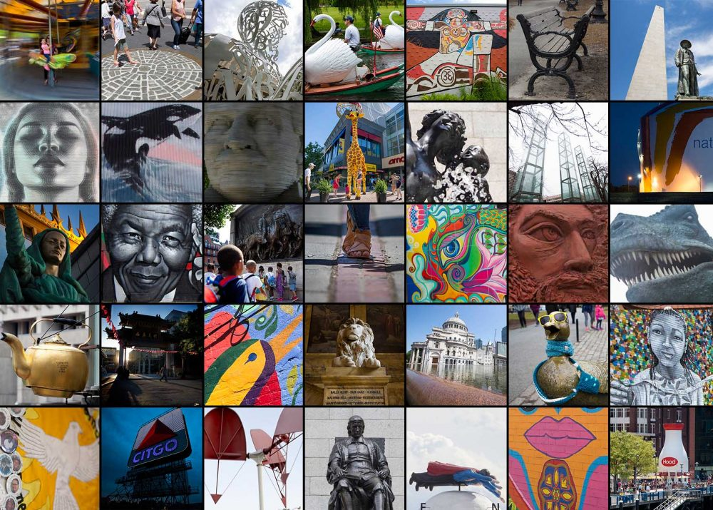 b8c825c7 The 50 Best Works Of Public Art In Greater Boston, Ranked | The ARTery