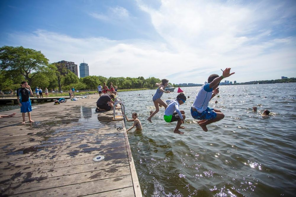 Dirty Water: Good And Bad News About The Future Of The Charles River