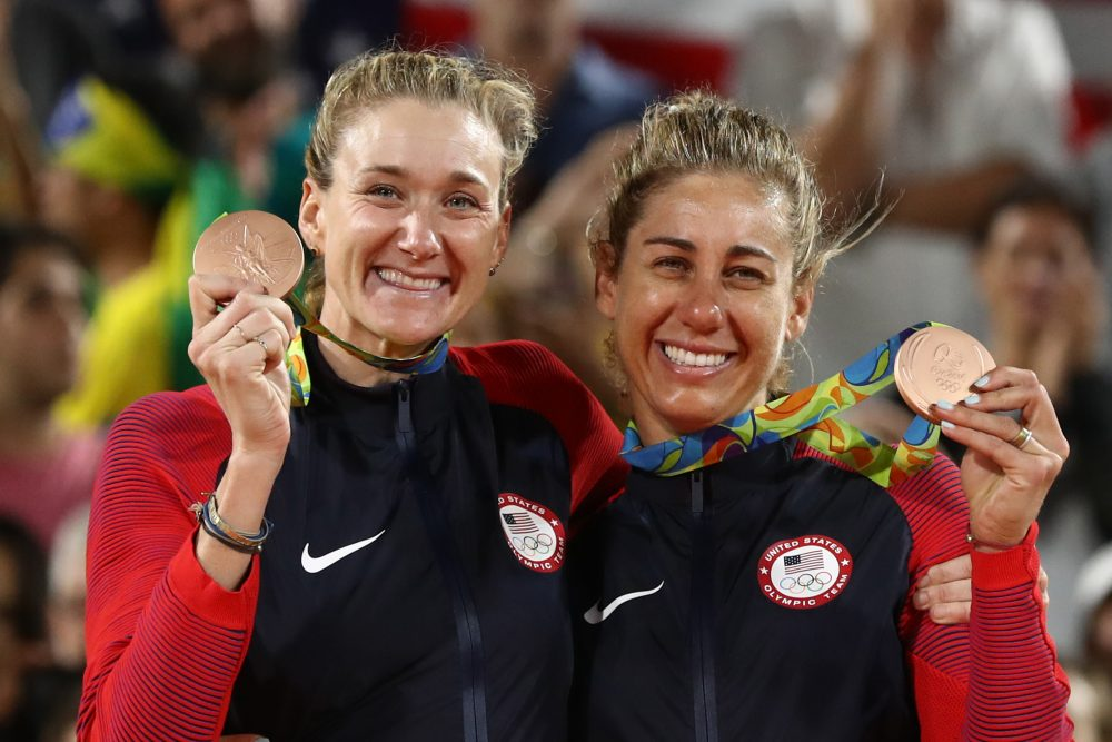 Is a bronze medal at Rio 2016 good enough for Kerri Walsh Jennings? (Ezra Shaw/Getty Images)