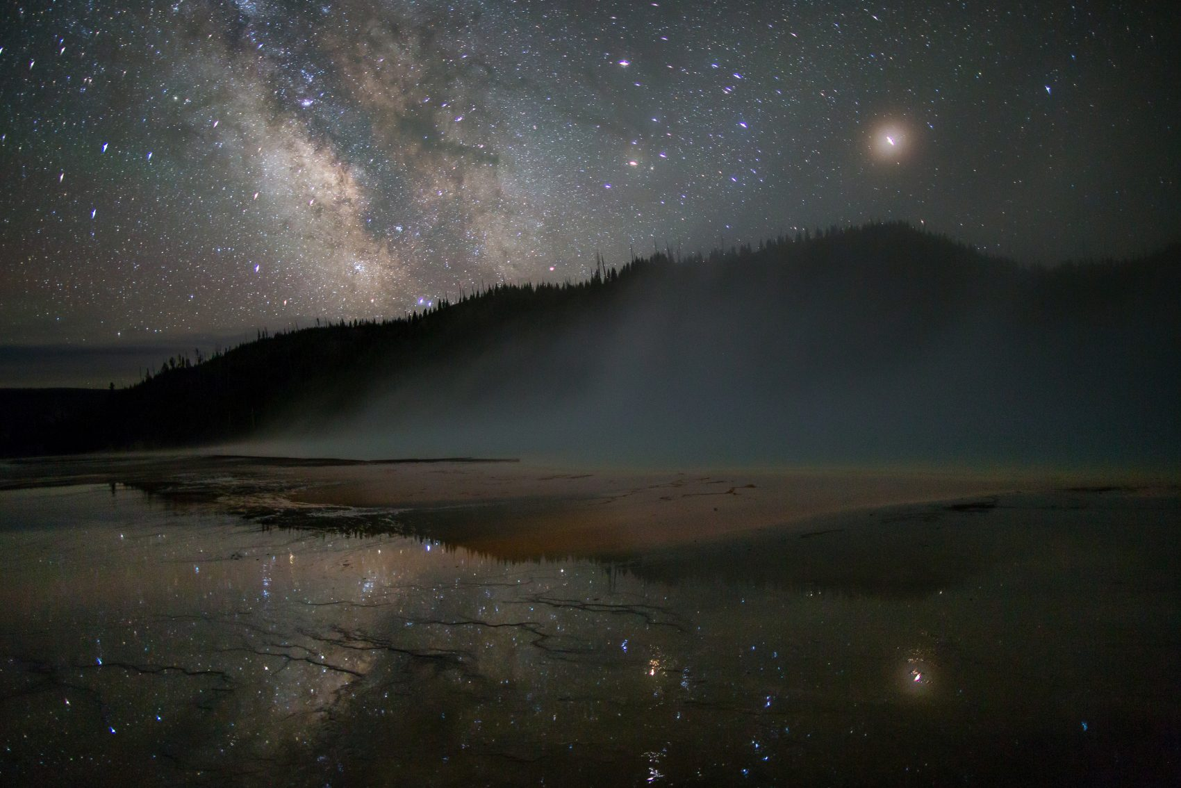 The Night Sky Is One Of Yellowstone's Underrated Wonders | Here & Now