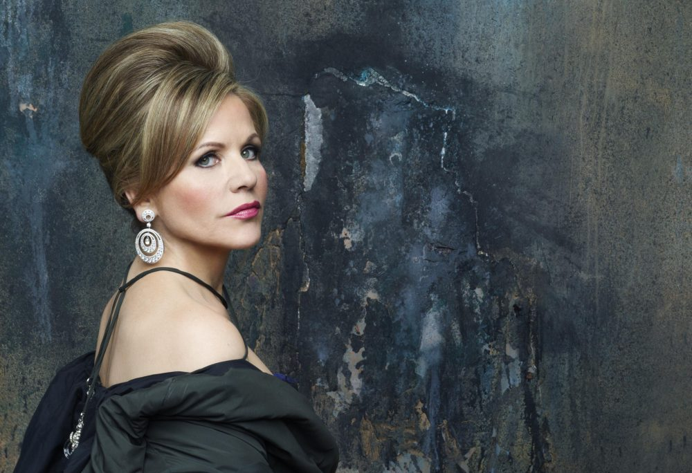 "Singer Renée Fleming will be performing with the Boston Symphony Orchestra in Richard Strauss's ""Der Rosenkavalier."" (Courtesy Andrew Eccles Decca)"
