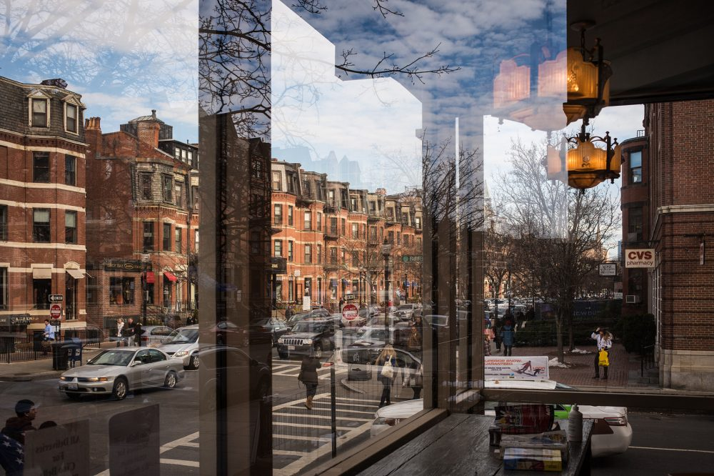 Car City Conway >> Boston's Newbury Street Is Going Car-Free On Sunday | WBUR News