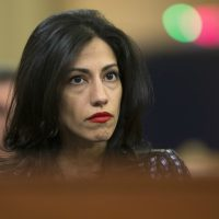 Huma Abedin is pictured on Oct. 22, 2015 on Capitol Hill. (Carolyn Kaster/AP)