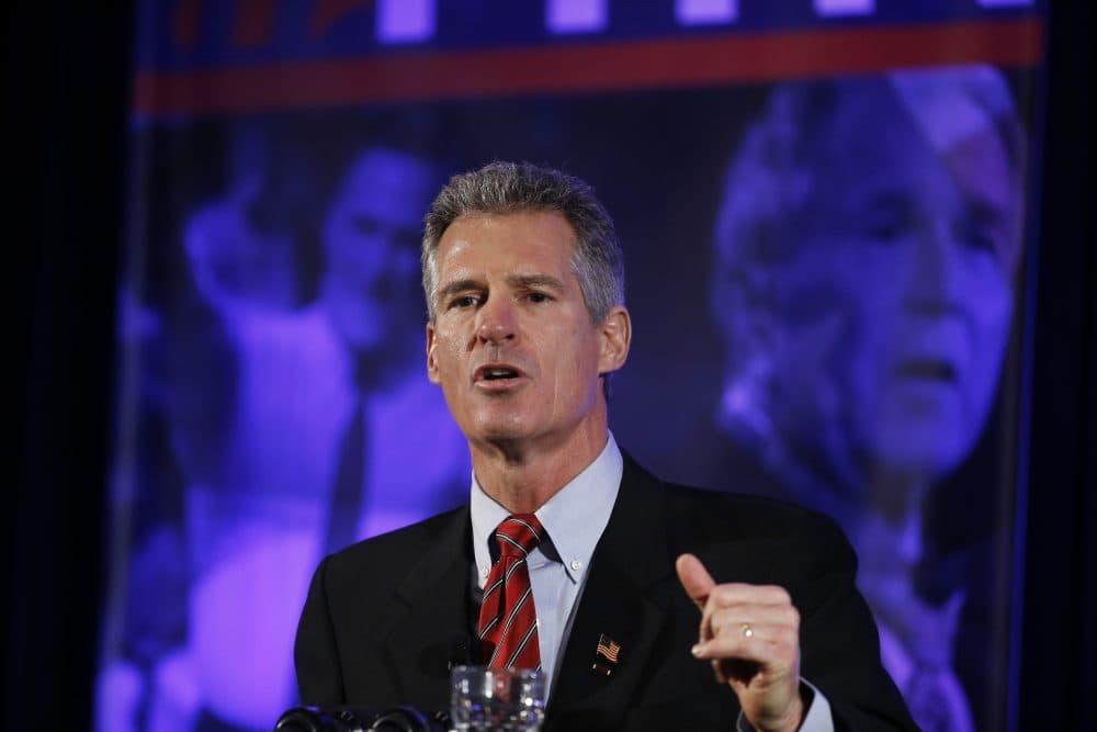 Former Massachusetts Sen. Scott Brown (Matt Rourke/AP)