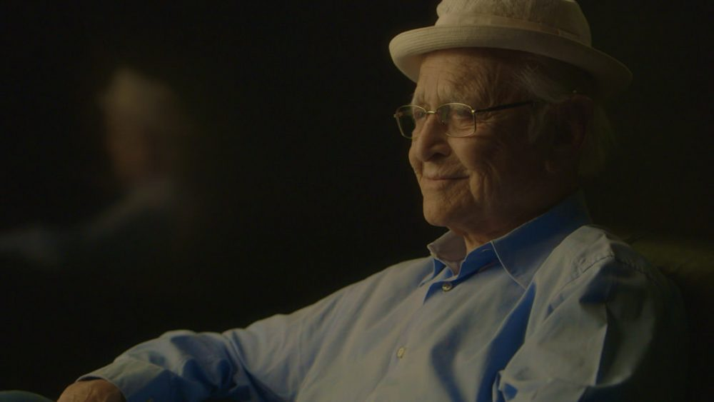 "A still from ""Norman Lear: Just Another Version of You."" (Courtesy Music Box Films)"