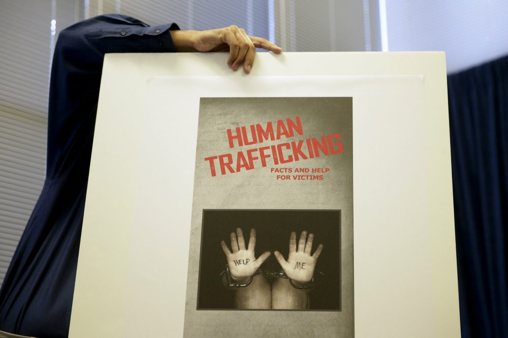 """Kate Price writes: """"We imagine ourselves as a country dedicated to the health and well-being of our nation's children."""" So why are so many ensnared in commercial sex trafficking? (Jae C. Hong/AP)"""