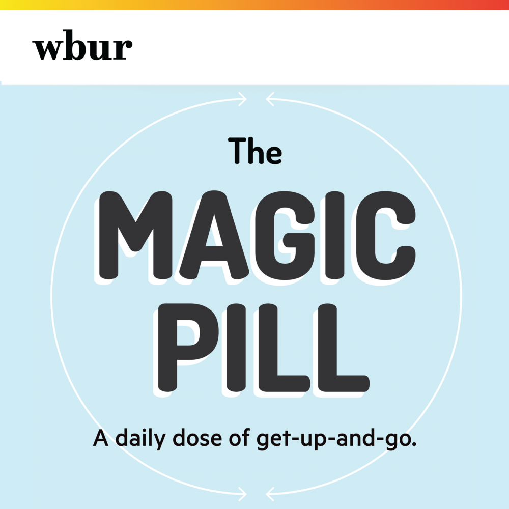 the magic pill podcast