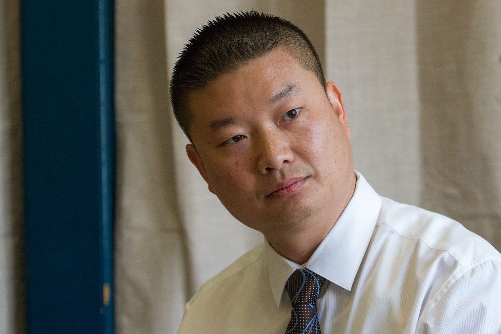 Boston Public Schools Superintendent Tommy Chang. (Jesse Costa/WBUR/file)