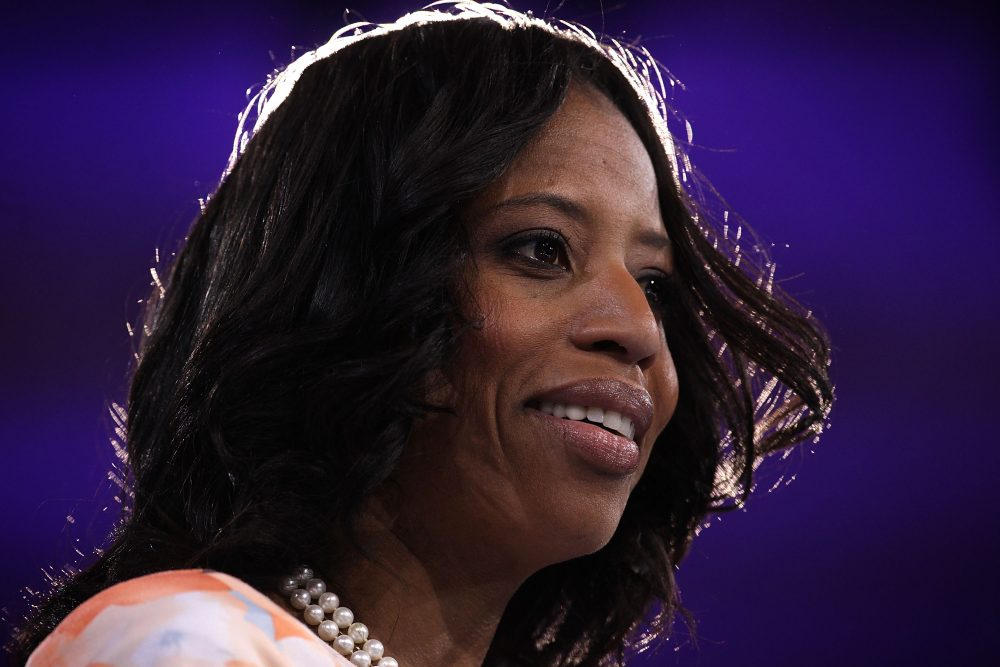 U.S. Rep. Mia Love (R-UT) speaks during the Conservative Political Action Conference (CPAC) March 3, 2016 in National Harbor, Maryland. (Alex Wong/Getty Images)