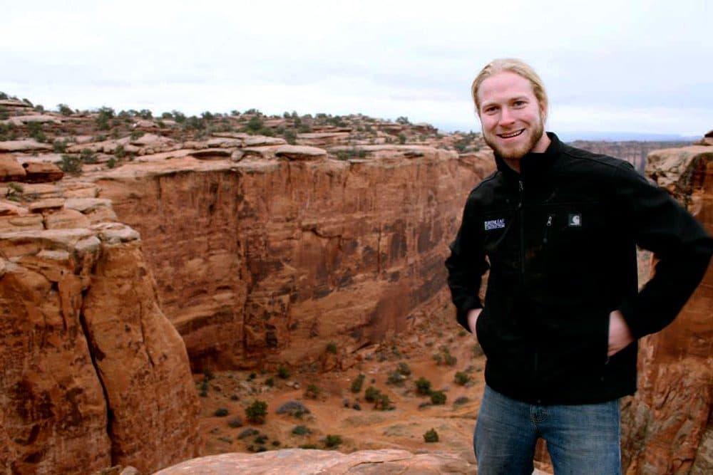 Jonathan Greenleaf was 30 when he died last August. (Courtesy Sarah Greenleaf)