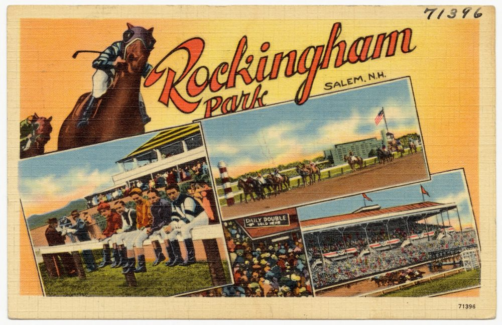"""Rockingham was really a lovely place -- fan friendly, a nice environment, a really pleasant place to be. And it gave me kind of a little bit of a different feeling about what the live racing experience could be."" (Public Domain)"