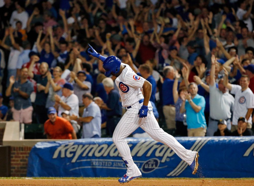 Could this really be the year for the Chicago Cubs? (Jon Durr/Getty Images)
