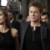 """In this June 5, 2007 file photo, Angelina Jolie and Brad Pitt are pictured at the premiere of the film """"Ocean's Thirteen"""" at Grauman's Chinese Theatre in Los Angeles. Angelina Jolie Pitt has filed for divorce from Brad Pitt, bringing an end to one of the world's most star-studded, tabloid-generating romances. An attorney for Jolie Pitt said on Tuesday, Sept. 20, 2016, that she has filed for the dissolution of the marriage. (Chris Pizzello/AP)"""