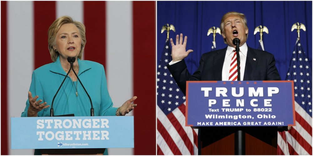The fall debates are always a big part of any presidential campaign. But with many 2016 voters underwhelmed by both Hillary Clinton and Donald Trump, this year's debates could well be more influential than usual. (AP photos)