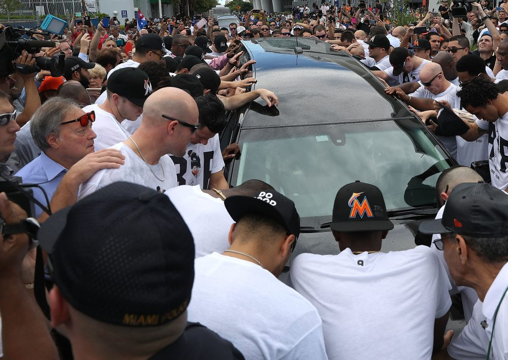 Donate Your Car >> As Regular Season Winds Down, Jose Fernandez's Death Casts ...