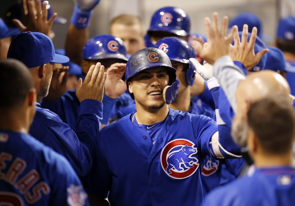 Despite a tie against the Pittsburgh Pirates on Sept. 29 -- the first in baseball since 2005 -- the Cubs will finish the regular season with the best record in baseball. (Justin K. Aller/Getty Images)