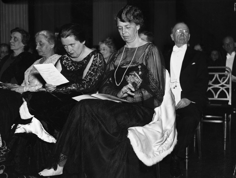 The Untold Story Of Eleanor Roosevelt's Love Affair With A ...