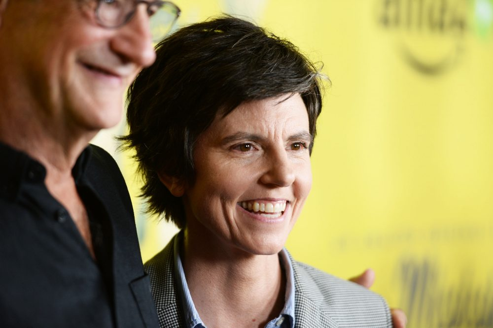 Creator/actress Tig Notaro attends the premiere of Amazon's new series 'One Mississippi' at The London West Hollywood on Aug. 30, 2016 in West Hollywood, Calif. (Matt Winkelmeyer/Getty Images)
