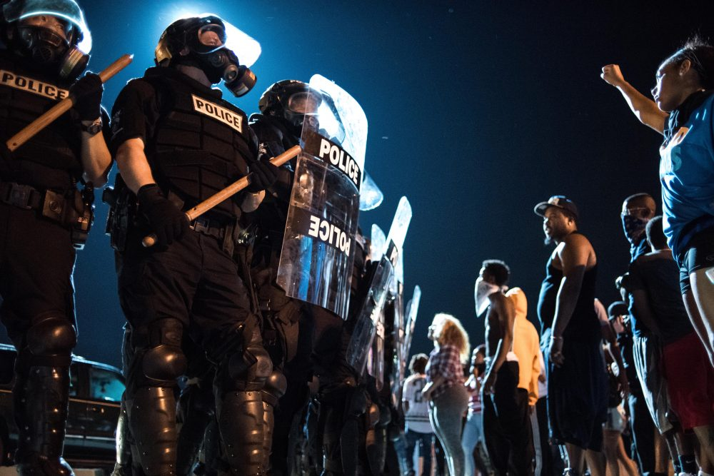 Charlotte Protests Escalate After Black Man Killed By Police ...